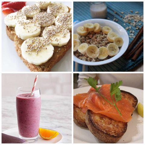 Bashers Breakfasts!